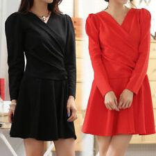 Mini Clubwear Wrap Dresses