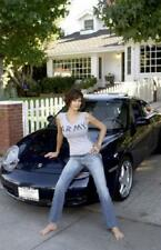 Catherine Bell Poster Porsche 24in x 36in