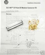 New Allen Bradley 1746-N3 /A SLC 500 32-Point I/O Module Connector Kit Qty