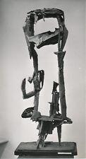 Franco GARELLI c. 1960 - Sculpture Sculpteur Italie - ART 75