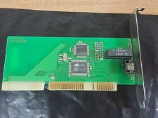 PnP 16-Bit ISA AVM ISDN Controller Fritz!Card S0 Modem Fax von 1998 FCPnP100897