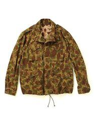 BUZZ RICKSON'S x fennica Camouflage Field Jacket 40 New