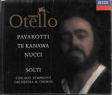 Otello : Luciano Pavarotti