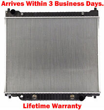 New Radiator for Ford E-150 E-250 E-350 E-450 5.4 V8 6.8 V10 Lifetime Warranty