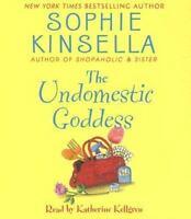 The Undomestic Goddess  Kinsella, Sophie  Good  Book  0 Audio CD