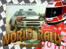 PCB jamma WORLD RALLY Gaelco arcade