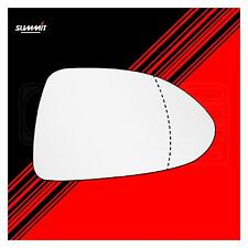 Replacement Mirror Glass - Summit SRG-922 - Fits Vauxhall Corsa 07 on RHS