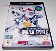 International Winter Sports Nintendo Gamecube PAL *Complete*