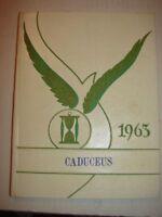 1963 CADUCEUS Ashland, Pa State Hospital School of Nursing Yearbook