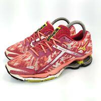 Mizuno Wave Creation 15 Running Shoe Womens Size 7 J1GD140140 Purple Pink White