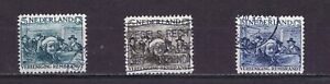 W0061 NETHERLANDS 1930 Rembrandt issue  used
