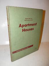 ARCHITETTURA Abel & Severud: Apartment Houses 1947 Edifici Case Appartamenti