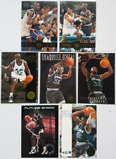 SHAQUILLE O'NEAL 1993-94 SKYBOX PREMIUM ALL CARDS CENTER STAGE ALL-ROOKIES LOT