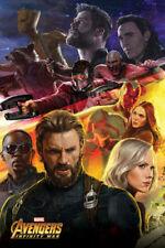Captain America Marvel Universe Art Posters