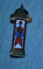 HARD ROCK CAFE 2002 Paris Guitar Inside Kiosk Pin # 14191