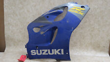 OEM 1998 Suzuki GSXR600 GSXR750 Right Side Plastic Fairing Used