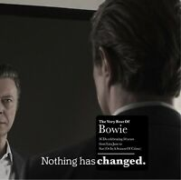 DAVID BOWIE - NOTHING HAS CHANGED (THE BEST OF DAVID BOWIE) 3 CD NEW