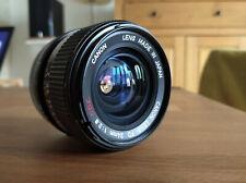 Objectif Canon FD 24mm f/2,8 SSC
