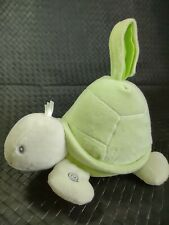 Baby GUND Sleepy Seas Sounds Turtle Stuffed Animal Plush Green SEE VIDEO