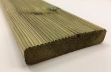 Pavimento Decking Da Esterno Legno Pino Impregnato In Autoclave mm 27x145x4000
