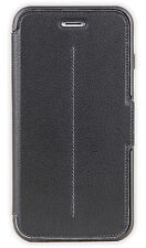 Black OTTERBOX Strada Leather Case for 5.5-inch Apple iPhone 6s Plus - EX Cond