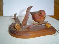 Joseph James Swift, Ottsville, Pa Bucks County, Pa - Bird Carving - Driftwood