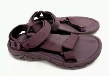 51dc33007c9a Teva Hurricane XLT Solid Fig Plum Purple Sandals Womens 4176 Strappy Shoes
