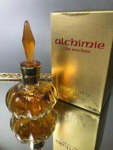 Alchimie de Rochas edp 50 ml. Rare, vintage original 1998s. Sealed bottle