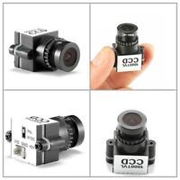 1000TVL 13 CCD 110Grad 2,8mm Objektiv Mini FPV Kamera NTSC PAL Umschaltbar^^.~-