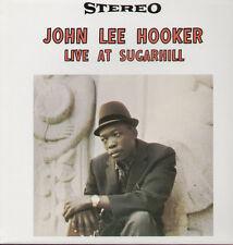 John Lee Hooker - Live at Sugar Hill [New Vinyl] UK - Import