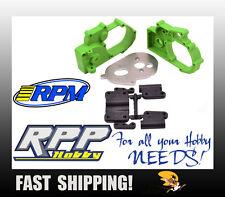 RPM Hybrid Gearbox Housing (Green) Stampede/Rustler/Slash 2wd RPM73614