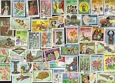 100 All Different GUINEA BISSAU Stamps ALL LARGE