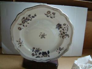Spode Pennington Platinum Dinner Plate Pristine. Unused