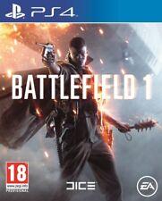 BATTLEFIELD 1 para PS4 en CASTELLANO - ENTREGA HOY