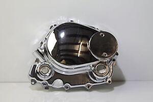 United Motors Renegade 200 Right Crank Case Engine Motor Cover, Chrome, New