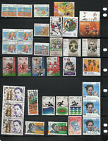 Sport and olympics collection. 35 Australia and world stamps