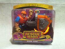 Rescue Heroes Beam Team Jack Hammer! FACTORY SEALED!
