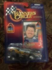 John Force 1:64 Scale Diecast Elvis Mustang Winner's Circle 1998