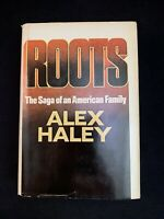 Roots by Alex Haley (1976) - Doubleday & Company Book Club Edition