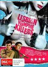 Lesbian Vampire Killers - Paul Mcgann, James Corden - New & Sealed DVD