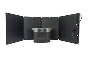 EcoFlow Delta 1260Wh Portable Power Station Generator With 110W Solar Panel