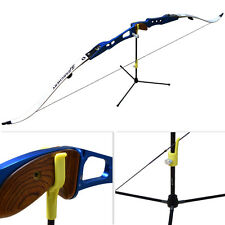1 Pack Bow Stand Holder Recurve Bow Archery Accessories Hunting Shooting