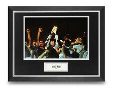 Dino Zoff Signed Photo Framed 16x12 Italy World Cup Autograph Memorabilia + COA