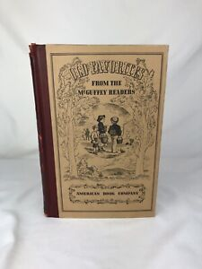 Old Favorites from the McGuffey Readers 1836-1936 (1936, Hardcover)