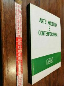 LIBRO: Arte moderna e contemporanea. Asta 1141 FINARTE