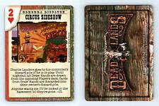 Circus Sideshow - Deadlands Doomtown EP4 Pinnacle 1998 CCG Card