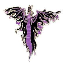 NEW RARE LE 750 Jumbo Disney Pin✿Alex Maher Villain Maleficent Dragon Cruise DCL