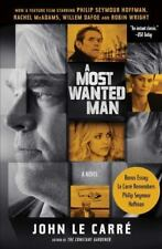 A Most Wanted Man by John Le Carré (2014, Paperback, Movie Tie-In)