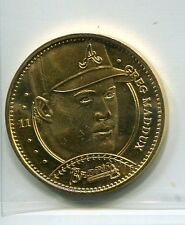 1997 Pinnacle Mint Coins Gold-Plated 11 Greg Maddux