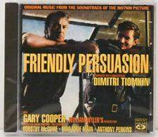FRIENDLY PERSUASION - Dimitri Tiomkin - OST - soundtrack - NEU - CD  (NN198)
